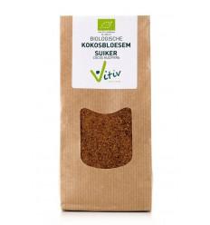 Vitiv Kokosbloesemsuiker 500 gram   € 6.32   Superfoodstore.nl