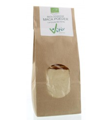 Vitiv Maca poeder 500 gram   € 9.06   Superfoodstore.nl