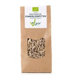 Vitiv Zonnebloempitten 500 gram   € 3.96   Superfoodstore.nl