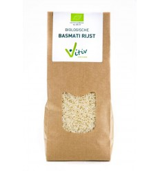 Vitiv Basmati rijst 500 gram   € 3.87   Superfoodstore.nl