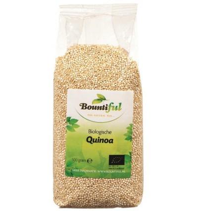 Bountiful Quinoa bio 500 gram | € 3.20 | Superfoodstore.nl