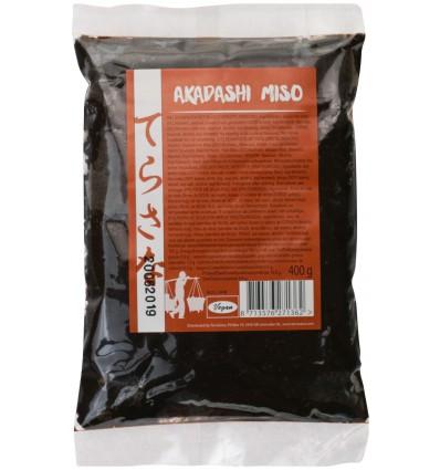 Terrasana Akadashi miso (witte rijst) 400 gram
