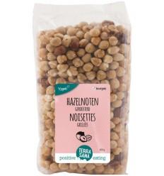 Terrasana Hazelnoten geroosterd 800 gram | € 17.79 | Superfoodstore.nl