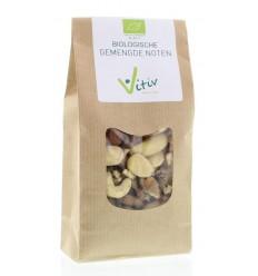 Vitiv Gemengde noten bio 250 gram   € 7.23   Superfoodstore.nl