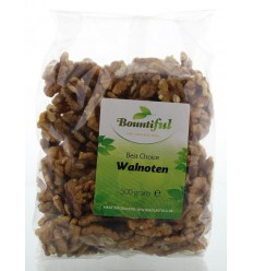 Bountiful Walnoten 500 gram | € 9.86 | Superfoodstore.nl