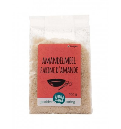 Terrasana Amandelmeel 100 gram   € 3.14   Superfoodstore.nl