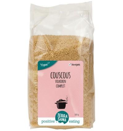 Terrasana Couscous volkoren 500 gram   € 2.02   Superfoodstore.nl