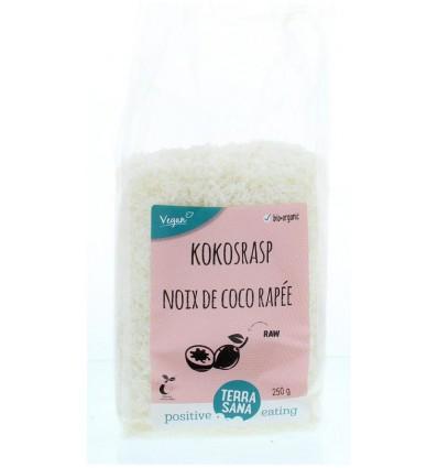 Terrasana Kokosrasp 250 gram | € 2.03 | Superfoodstore.nl