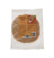 Terrasana Piadina wraps spelt en haver 240 gram | € 2.84 | Superfoodstore.nl