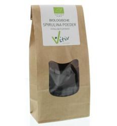 Vitiv Spirulina poeder 125 gram | € 7.79 | Superfoodstore.nl