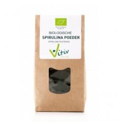 Vitiv Spirulina poeder 250 gram | € 14.51 | Superfoodstore.nl