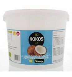 Hanoju Kokosolie virgin bio 2500 ml   € 27.59   Superfoodstore.nl