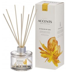Bolsius Accents diffuser a touch of sun 100 ml | € 12.25 | Superfoodstore.nl