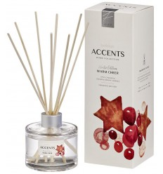 Bolsius Accents diffuser warm cheer 100 ml | € 12.25 | Superfoodstore.nl