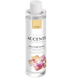 Bolsius Accents diffuser refill welcome home 200 ml | € 12.25 | Superfoodstore.nl