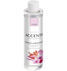 Bolsius Accents diffuser refill bubbles & blessings 200 ml | € 12.25 | Superfoodstore.nl