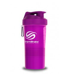 Liever Gezond Smartshake neon purple 600 ml | € 9.63 | Superfoodstore.nl