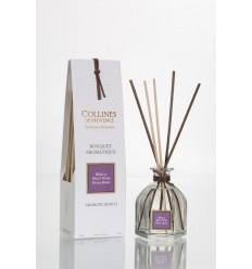Collines de Provence Geurstokjes musk & berry 100 ml | € 24.80 | Superfoodstore.nl