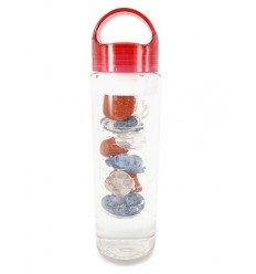 Ruben Robijn Aqua gems drinkfles fit & slank   € 27.25   Superfoodstore.nl
