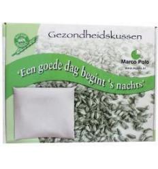 Marco Polo Millet kussen bio 50 x 60 | € 55.15 | Superfoodstore.nl