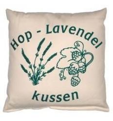 Marco Polo Hop lavendel kussen 40 x 40 | € 23.10 | Superfoodstore.nl