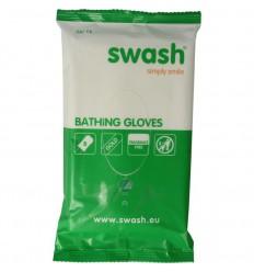Smove Swash washandje gold parfumvrij 8 stuks | € 1.85 | Superfoodstore.nl