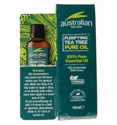 Optima Australian tea tree olie 10 ml | € 6.84 | Superfoodstore.nl