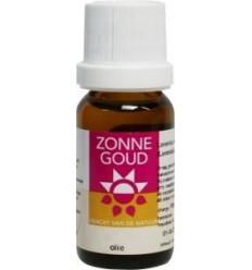 Zonnegoud Pepermunt etherische olie 10 ml | € 6.72 | Superfoodstore.nl