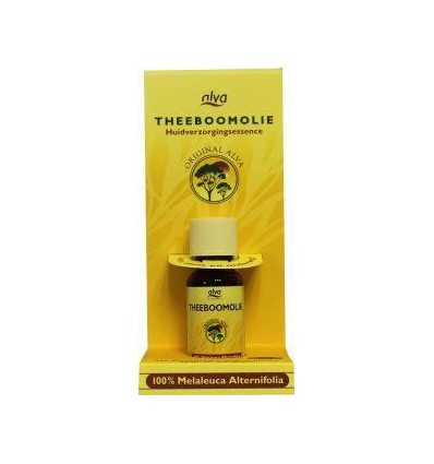 Alva Tea tree oil / theeboom olie 20 ml kopen