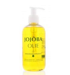 Naturapharma Jojoba olie met pompje 250 ml | € 22.49 | Superfoodstore.nl