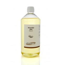 Ginkel's Amandelolie neutraal 1 liter | € 35.23 | Superfoodstore.nl