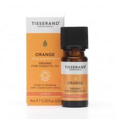 Tisserand Aromatherapy Orange organic 9 ml | € 7.79 | Superfoodstore.nl