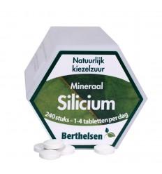 Berthelsen Silicium 240 tabletten | € 9.34 | Superfoodstore.nl