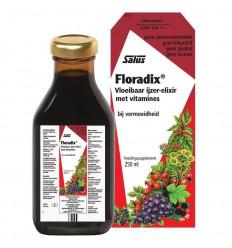 Salus Floradix ijzer elixer 250 ml | € 13.19 | Superfoodstore.nl