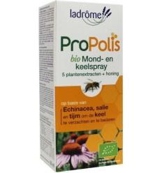 La Drome Propolis keel- en mondspray bio 30 ml | € 6.37 | Superfoodstore.nl