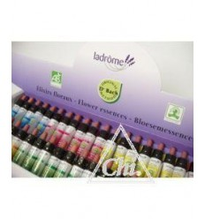 La Drome Bach remedies set 1 set | € 366.16 | Superfoodstore.nl