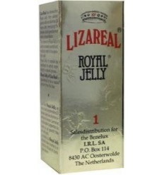 Prosana Lizareal royal jelly nr 1 15 capsules | € 13.66 | Superfoodstore.nl