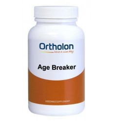 Ortholon Age breaker 60 vcaps | € 51.43 | Superfoodstore.nl