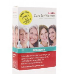 Care For Women Menopause 30 capsules | € 22.51 | Superfoodstore.nl