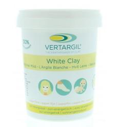 Vertargil Witte leem uitwendig 250 gram | € 13.88 | Superfoodstore.nl