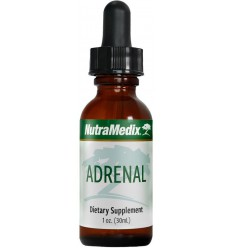 Nutramedix Adrenal energy support 30 ml | € 25.08 | Superfoodstore.nl
