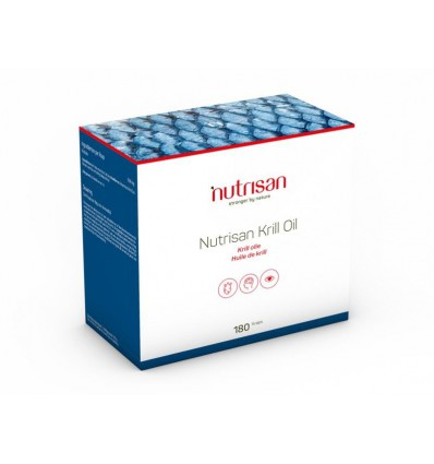 Nutrisan Krill oil 180 capsules   € 65.49   Superfoodstore.nl