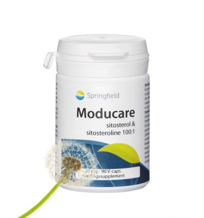 Springfield Moducare 90 vcaps | € 19.99 | Superfoodstore.nl