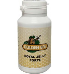 Golden Bee Royal jelly forte 60 tabletten | € 22.66 | Superfoodstore.nl