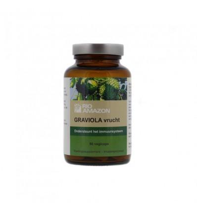 Rio Amazon Graviola 60 vcaps | € 18.47 | Superfoodstore.nl