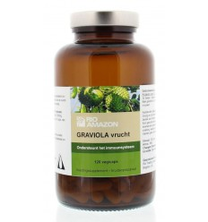 Rio Amazon Graviola 120 vcaps | € 39.47 | Superfoodstore.nl