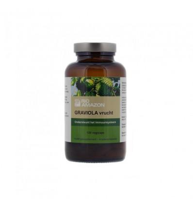 Rio Amazon Graviola 120 vcaps | € 39.47 | Superfoodstore.nl