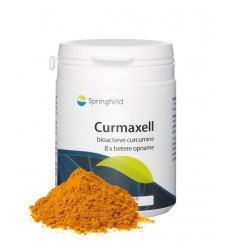 Springfield Curmaxell 180 softgels | € 64.69 | Superfoodstore.nl