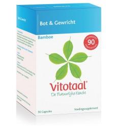 Vitotaal Bamboe 90 capsules | € 13.48 | Superfoodstore.nl