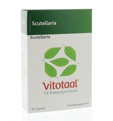 Vitotaal Scutellaria 45 capsules